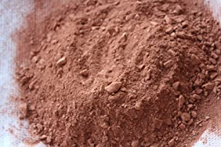 Natural Indian Red Clay crumbly Powder - 1 LB