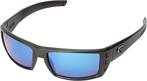 Blackout Frame/Blue Mirror Glass W580