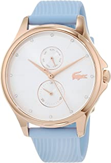 Lacoste Ladies Reloj Kea analógico Casual cuarzo 2001024