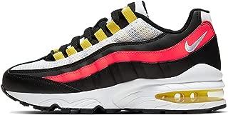 Nike Air Max '95 GS White/Bright Crimson/Black 905348-105
