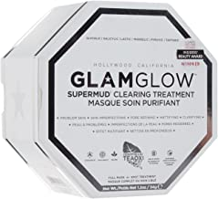 Glamglow Supermud Clearing Treatment Super Mud Skin Cleansing Mask   1.2 oZ
