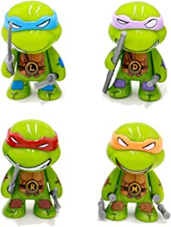 YongEnShang Teenage Mutant Ninja Turtles Series 2 3