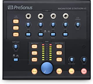 PreSonus Monitor Station V2 Desktop Studio Control Center