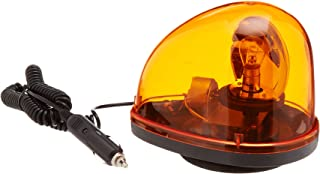 Buyers Products RL650A Amber Revolving Light (12V W/Mag Base)