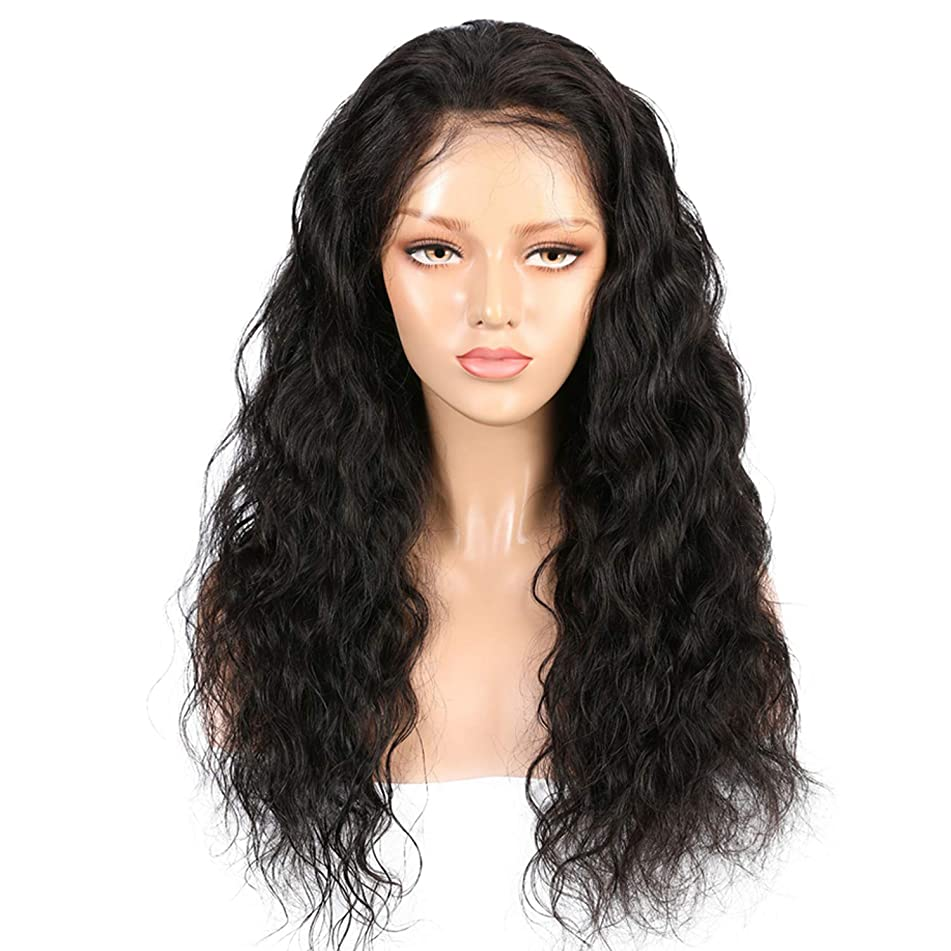 Human Hair Wig With Full End Brazilian Human Hair 8-26inch Pre Plucked Lace Front Human Hair Wigs For Black Women,16inches,180%