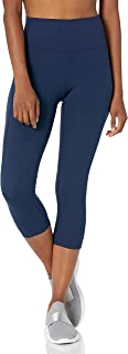 "Core 10 Vrouwen Legging Nearly Naked Yoga High Waist Capri Legging - 21"""