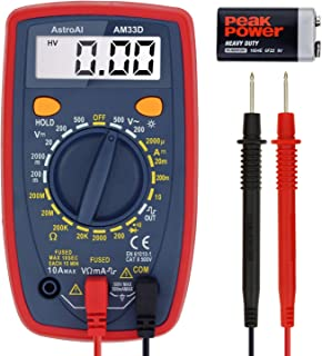 Best Voltage Meter Review [September 2020]