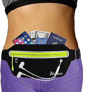Slim iPhone Running Pouch Belt Fanny Pack,Jogging Belt...