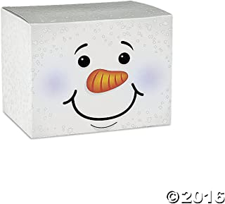 Best snowman boxes for christmas presents Reviews