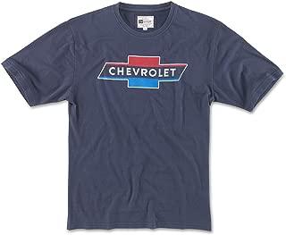 Red Jacket Men's Chevrolet Bowtie Brass Tacks T-Shirt