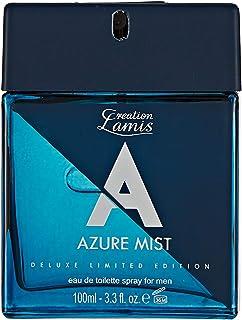 Azure Mist by Creation Lamis Deluxe for Men - Eau de Toilette, 100ml