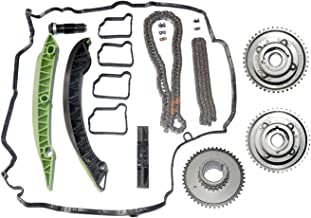 Timing Chain Kit & Camshaft Adjuster Fit For Mercedes M271 W203 W204 E250 C250 SLK250 2710503347