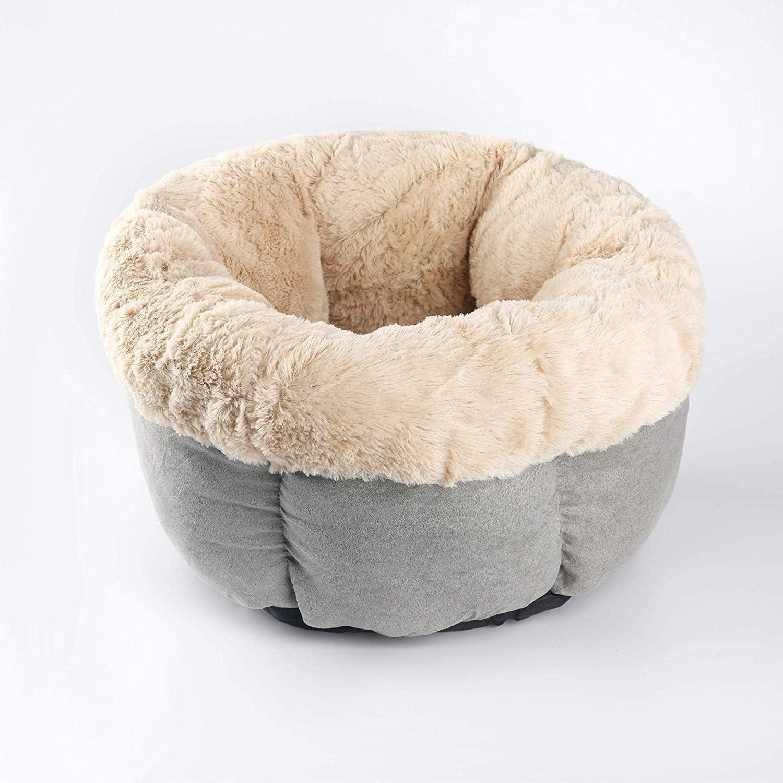 HBFFL Pet Bed Cave Deep Cu Cuddler Self-Warming Inventory cleanup selling sale Dish CatDog SALENEW very popular!
