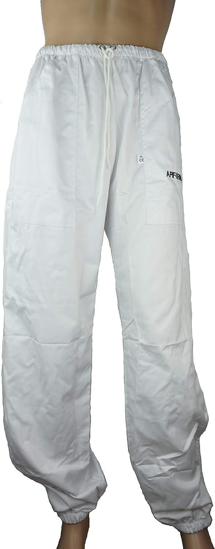 colore bianco Pantaloni da apicoltura protezione contro le api APIFORMES