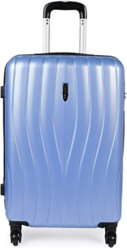 Spectrum ABS 68 cms Blue Hardsided Check in Luggage 6448 BL