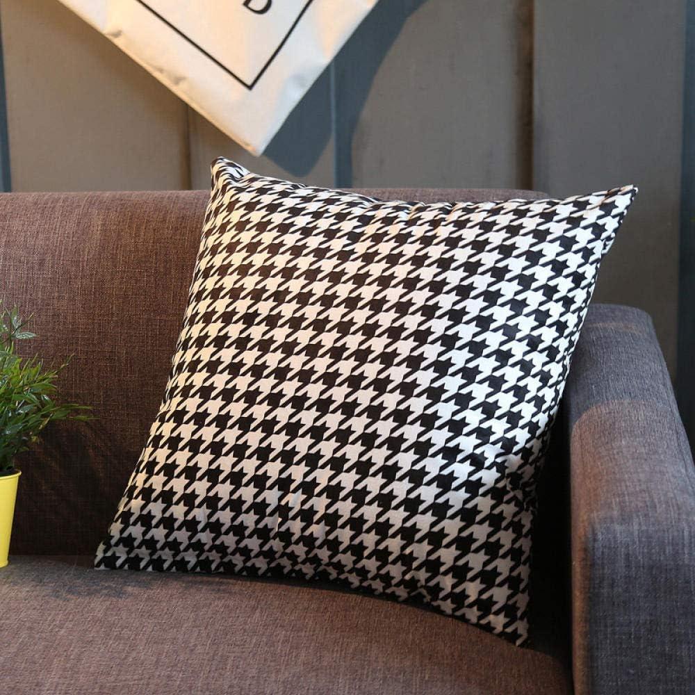 Pillow pad Sofa Cushion Office backrest Bed Waist Award-winning store Max 60% OFF Velvet
