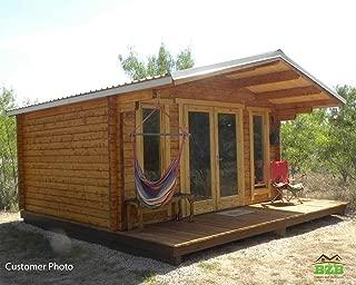 BZB Log Cabin Kit Model Sunset