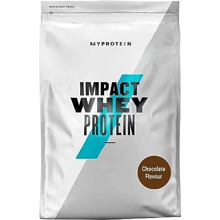 Myprotein, MyProtein Impact Whey Protein Natural Chocolate 1kg - 1000 g