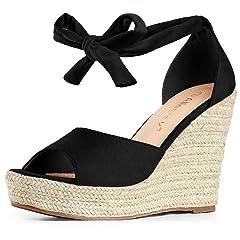 9cfded48981de Tie up espadrille - Casual Women's Shoes