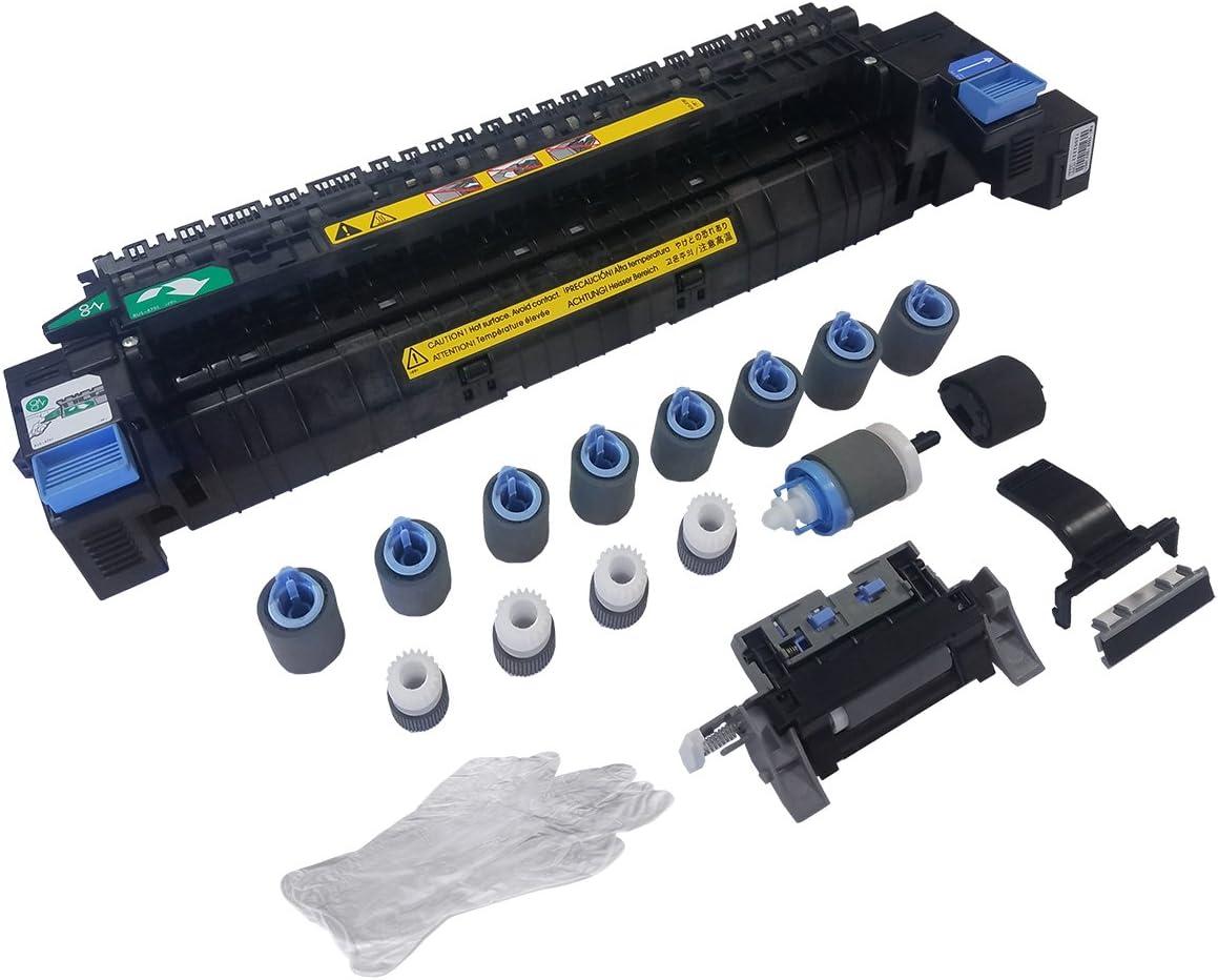 Altru Print CE977A-MK-AP Maintenance Kit for HP Color Laserjet Enterprise CP5520 Series CP5525 / M750 (110V) Includes RM1-6180 (CE707-67912) Fuser & Rollers for Tray 1/2/3/4/5/6