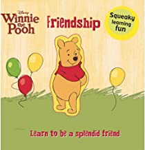 Disney Winnie the Pooh Friendship (Disney Squeaky Board Book)