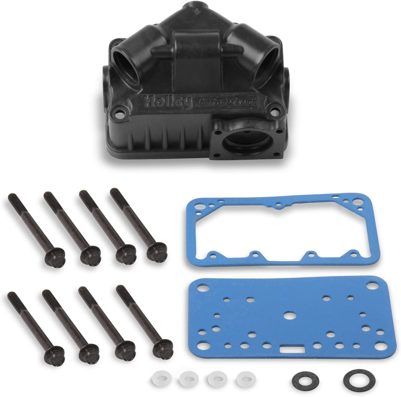 Holley 67% OFF of fixed price 134-72HB Aluminum Baltimore Mall Carburetor Kit Fuel Bowl