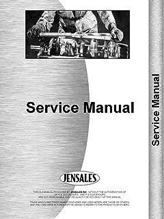 John Deere 1550 Backhoe Attachment Service Manual (Attachment)
