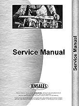 Massey Ferguson 550 Combine Service Manual