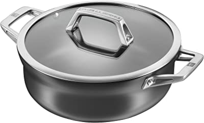 ZWILLING Motion Nonstick Chef's Pan - Zwilling Motion Cookware Reviews