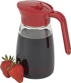 Good Cook Vaso 5.5 oz, transparente, Syrup Dispenser,