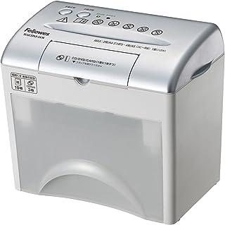 フェローズ シュレッダー 家庭用 電動 2枚細断 マイクロカット S5CDM-WS 4830001