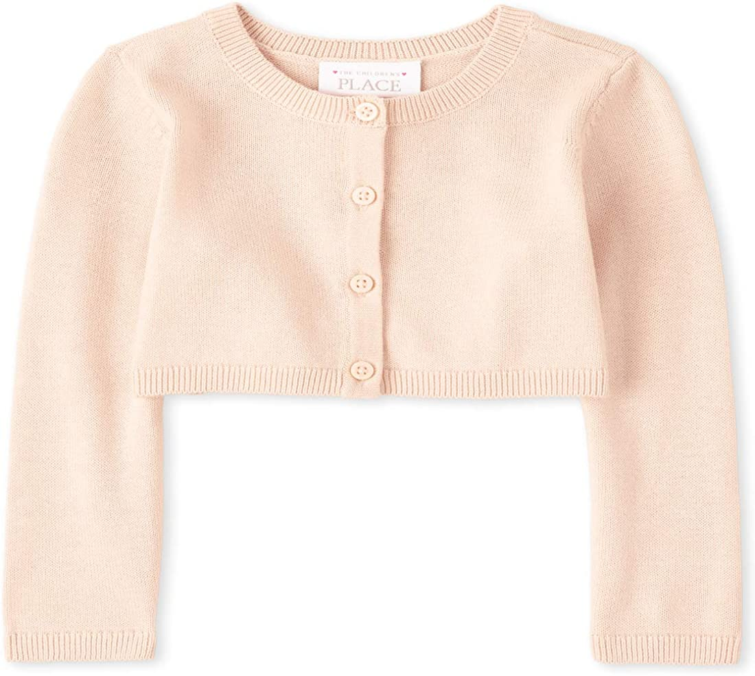 The Children's Place Baby Girls' Dressy Cardigan