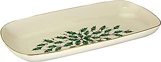 Lenox 869997 Holiday Bread Tray