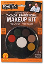 7 Color Professional Makeup Kit Reel F/X Halloween Costume Makeup by Rubie's Costume Co