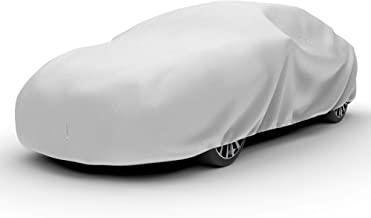 Budge Lite Car Cover Indoor/Outdoor, Dustproof, UV Resistant, Car Cover Fits Sedans up to 228