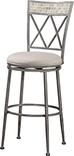Hillsdale Furniture Milestone Counter Stool, Height, Aged...
