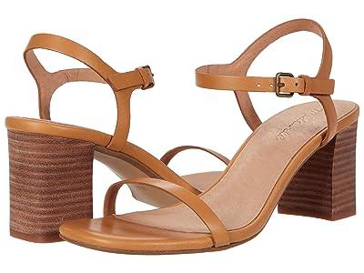Madewell Kelsy Bare Heel (Desert Camel) Women