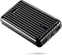 Zendure A5 Power Bank 16750mAh – Ultra-Durable Portable External Battery, Pass-Through Charger for iPhone, iPad, Samsung and More, PC Advisor Winner 2014-2017 – Black