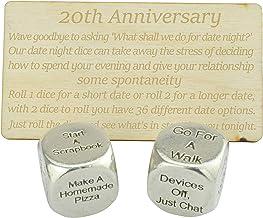 Amazon Com Man 20th Wedding Anniversary Gift