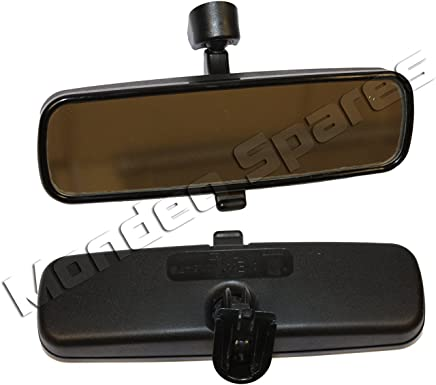 Ford Fusion Stick On Replaceable Dipping Rear View Mirror 210 x 50mm
