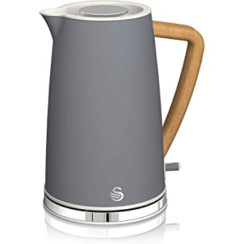 1.5 Litre Aspect Steel Jug Kettle 3KW