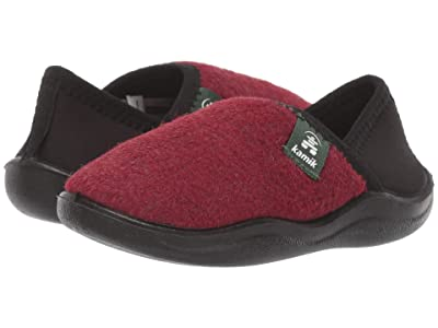 Kamik Kids Cozytime (Toddler/Little Kid/Big Kid) (Red) Kids Shoes