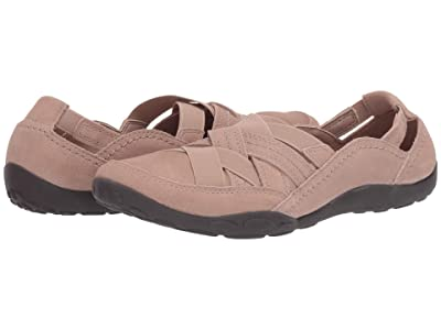 Clarks Haley Rose (Sand Suede) Women