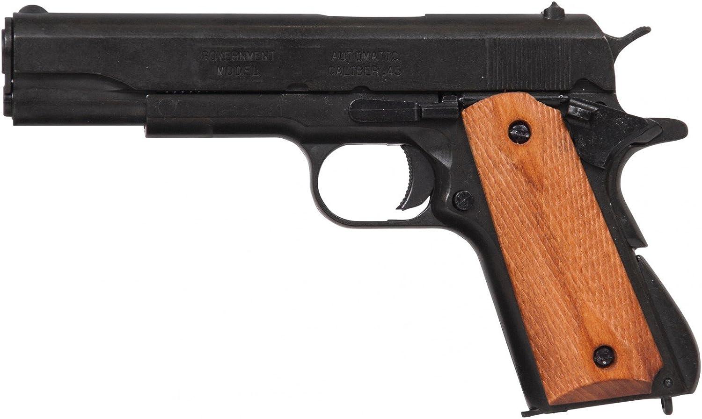 Denix Replik Colt Goverment M191A1 schwarz