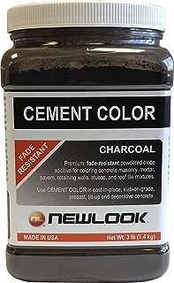 CEMENT COLOR 3 lb. Charcoal Fade Resistant Cement Color