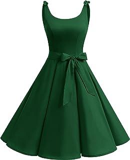 Bbonlinedress 1950 s Bowknot Vintage Retro Polka Dot Rockabilly Swing Dress 582e84d0cbc1