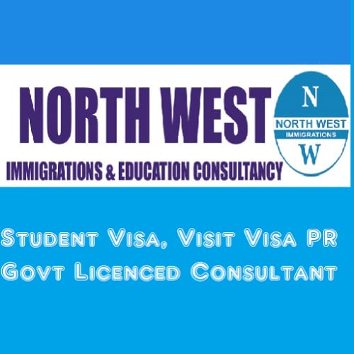 NORTHWEST IMMIGRATIONS STUDENT VISA VISIT VISA PR
