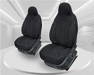 Maß Sitzbezüge kompatibel mit Skoda Citigo Fahrer & Beifahrer ab 2011 Farbnummer: PL404