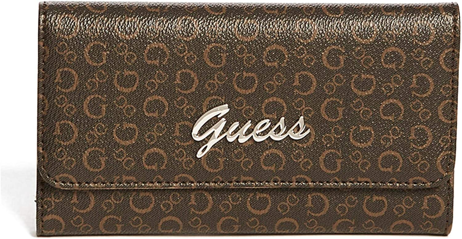 Year-end annual account GUESS Luxury goods Factory Corwin Slim Wallet