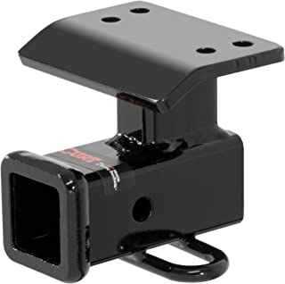CURT 13133 Class 3 Trailer Hitch, 2-Inch Receiver, Compatible with Select Volkswagen Tiguan